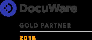 DocuWare Gold Partner 2018 (nähe Köln)